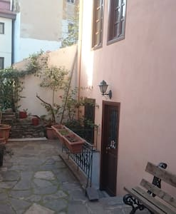 traditional greek apartment - Thessaloníki
