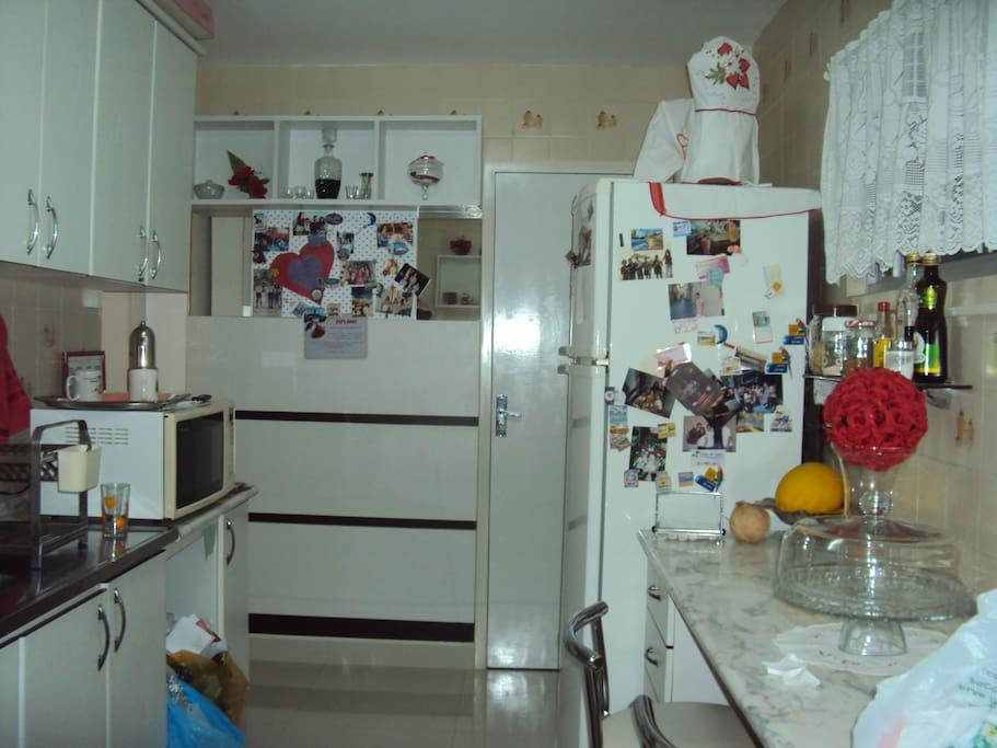 Nossa cozinha.