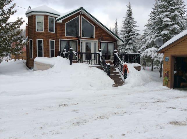 Moose Lodge B&B, Mud Lake,Maine - Sinclair - 家庭式旅館