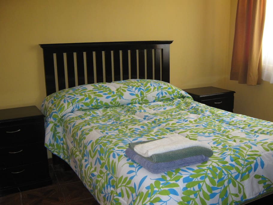 recamara principal, master bedroom