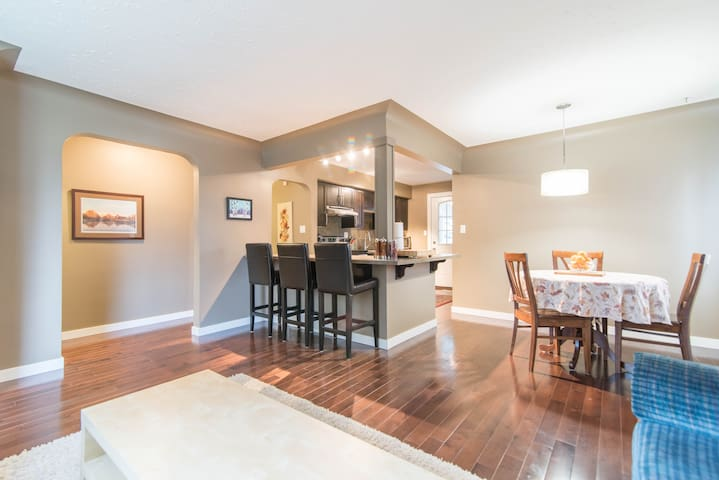 Beautiful home in North Glenora