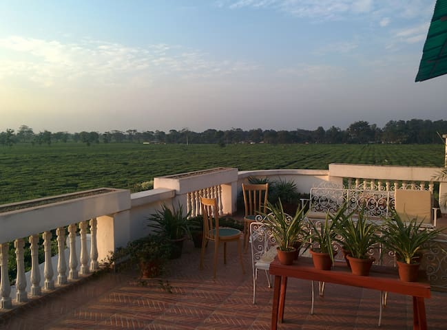 Beautiful Villa 5 mins from Bagdogra Airport