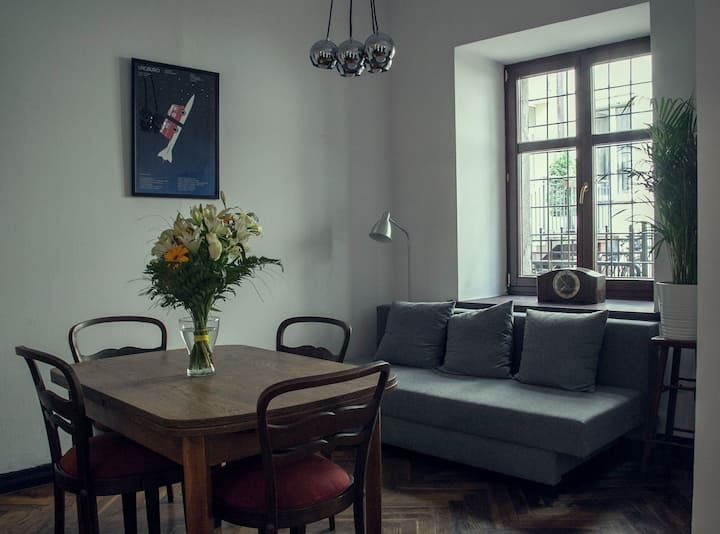 Charming Apartment in City Centre