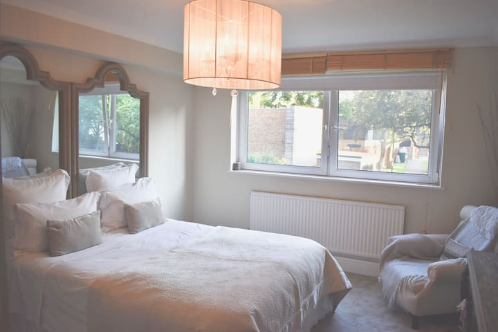 Plush and comfortable bedrooms