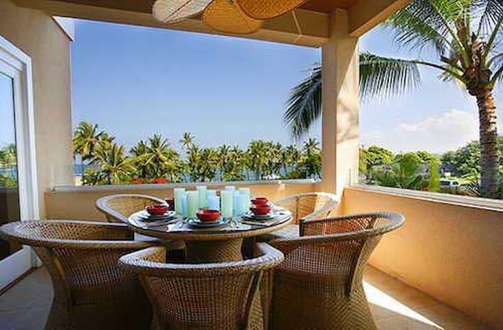 AP K6-KBV 1-203- Oceanfront 3 Bedroom - Kailua-Kona - Apto. en complejo residencial
