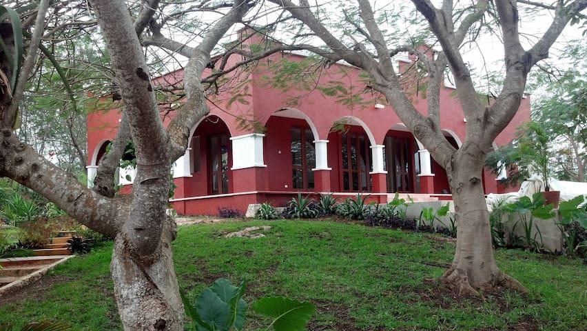 Hermosa Quinta en Pixoy, Yucatán - Valladolid - Casa de camp