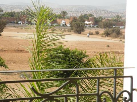 Agadir drarga appartement avec balcon