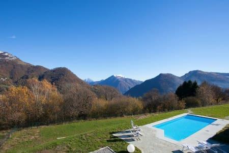Villa Intelvi - San Fedele Intelvi - Villa