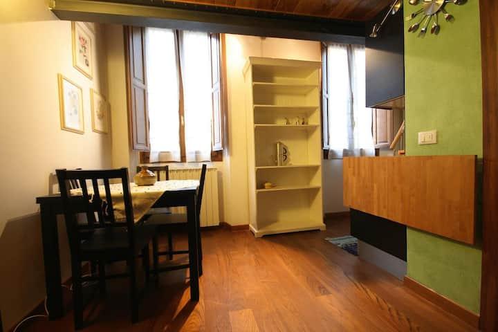 Loft in P.zza Santa Croce, Firenze