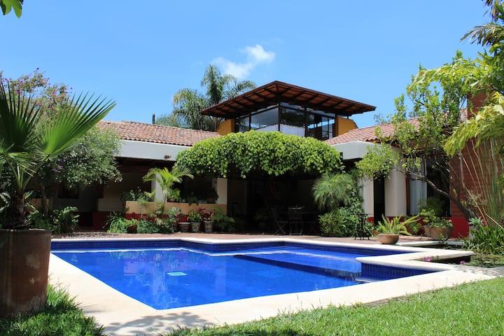 Casa Cabellito de Ángel - Malinalco