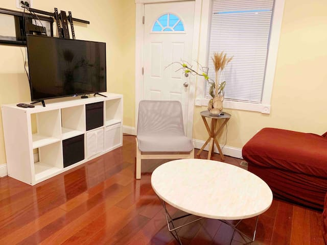 【Cambridge】Comfortable 2BR walk to Kendall free/P