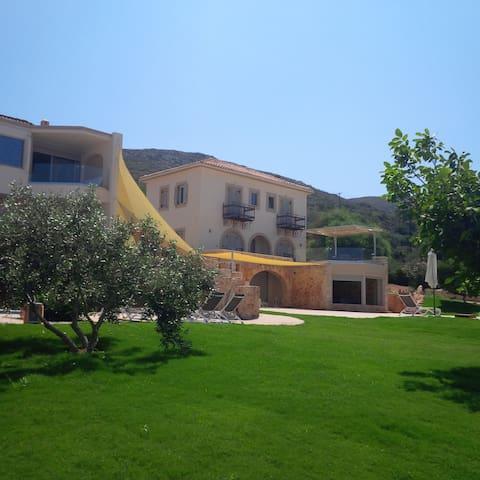 Villa Blue Horizon - Pilos - 별장/타운하우스