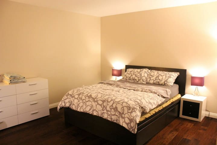 Comfy private room close to LLUMC - Loma Linda