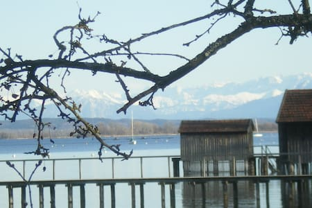 Cozy apartment close to Ammersee - Dießen am Ammersee