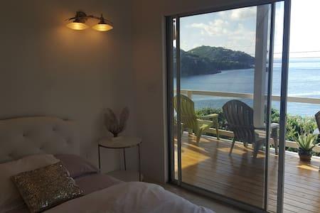 Oceanfront Eco Suite-Lavender Pearl - Cruz Bay - Haus