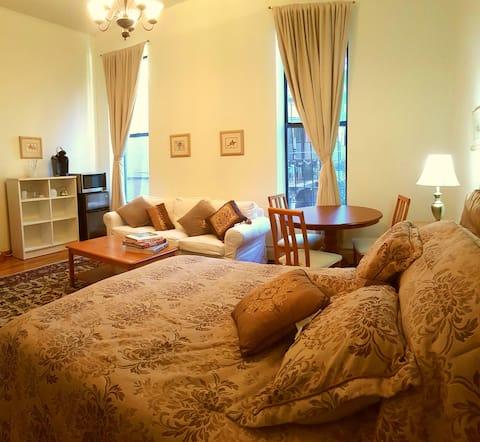 Huge Studio style room in Manhattan