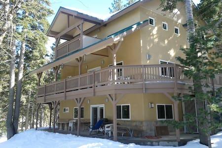 Safe Haven Forest Retreat - Maison