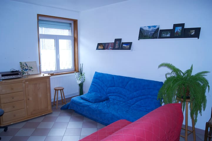 Appartement au centre ville  - Bergues - アパート