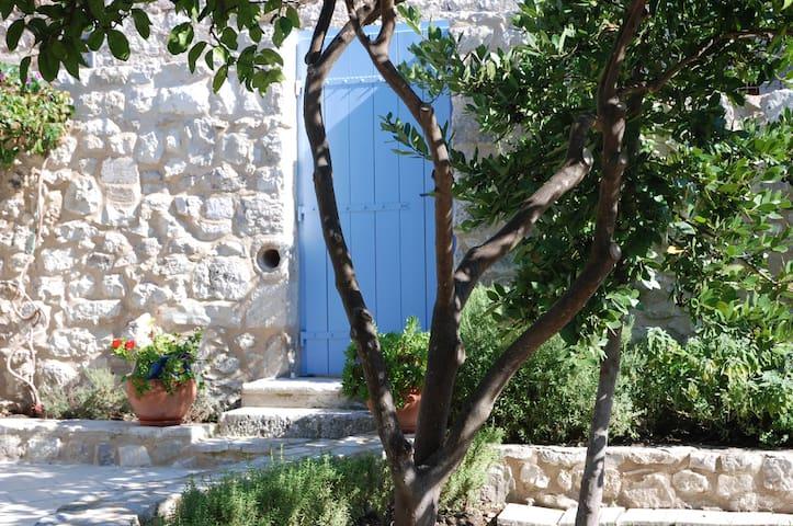 ancient villa with fantastic  view