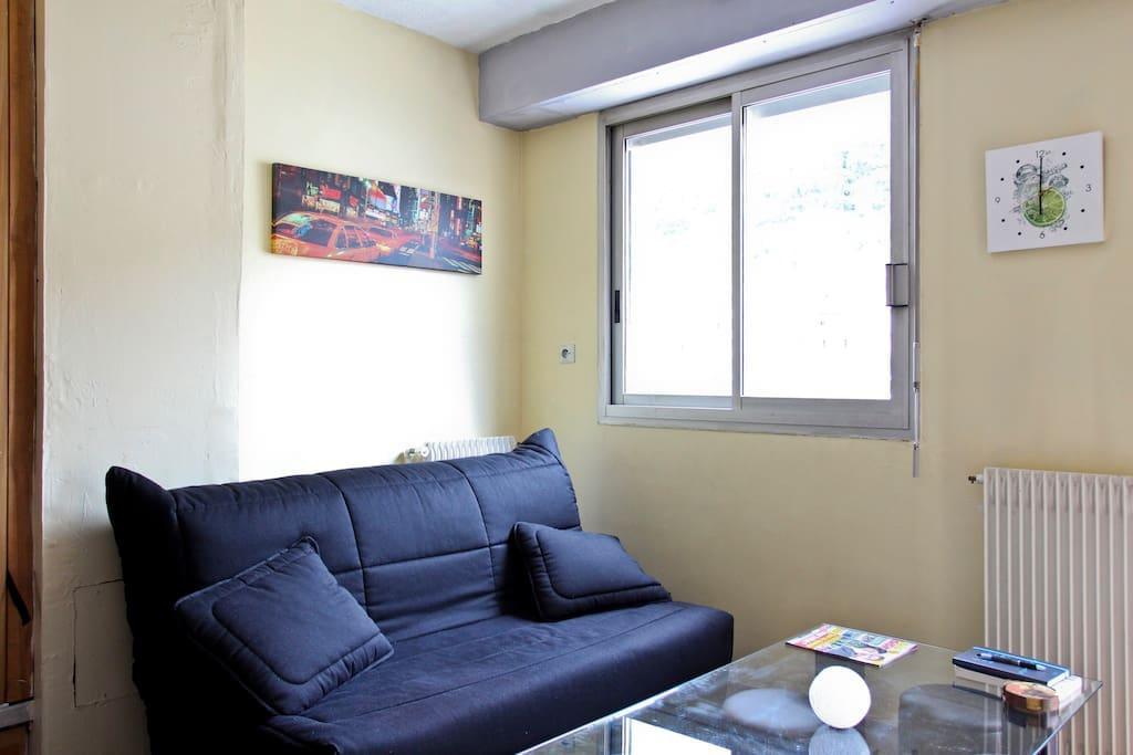 Salon - Lounge