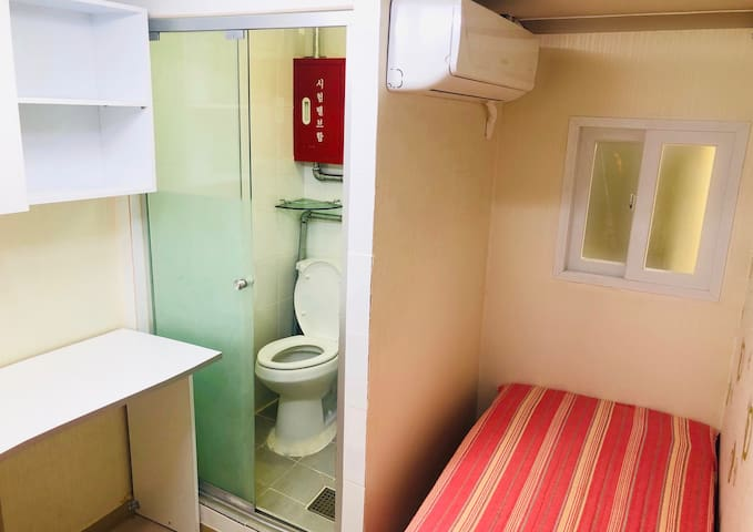 [Seoul st] Private room with Private bathroom 5