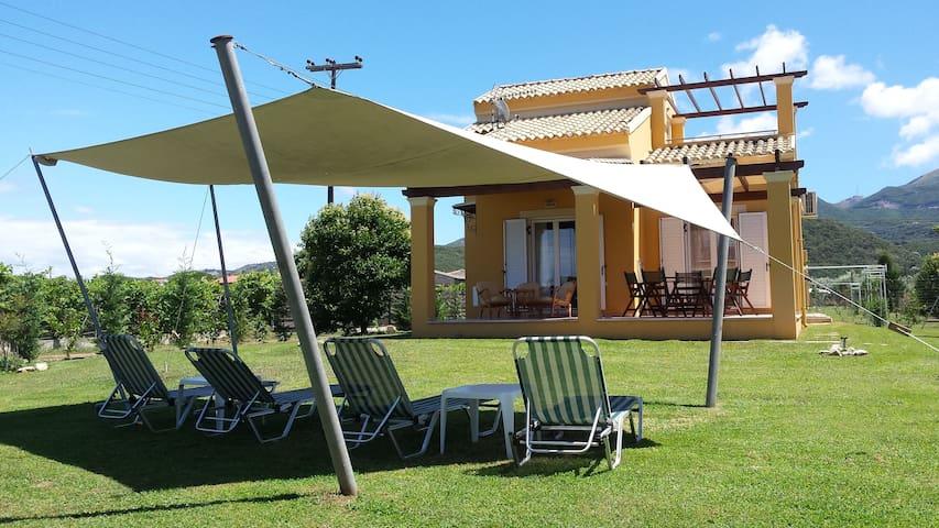 Villa Filιa no 2, Almiros, Acharavi, Corfu