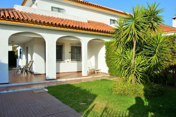 Casa pareada ideal para familias - Huelva - Appartement