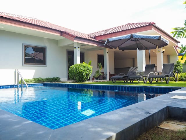 Private Pool Villa for Family or Group of Friends