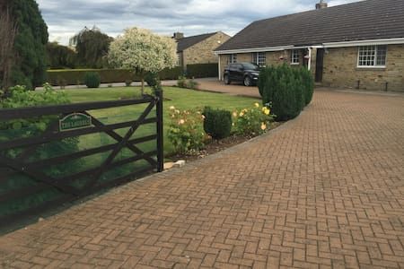 Spacious bungalow in quiet location - Catterick - Banglo