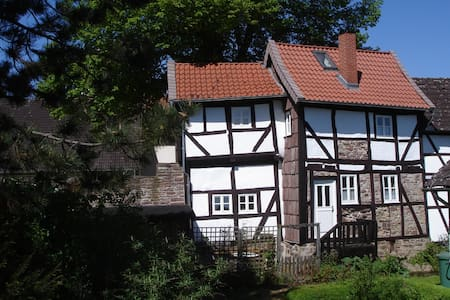 Cottage in the Weser Mountains - Dassel