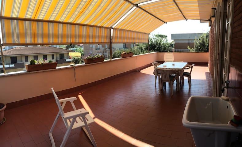 ❤️Casa Arcobaleno❤️ - Anzio - Apartamento