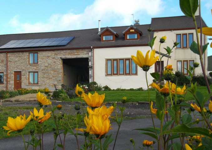Cosy farmhouse B&B