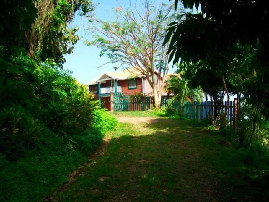 Seaview Ensuite at Ezulwini Cottage