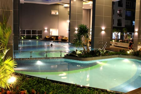 Lovely Pool//Central//Great View!! - Ho Chi Minh - Pis