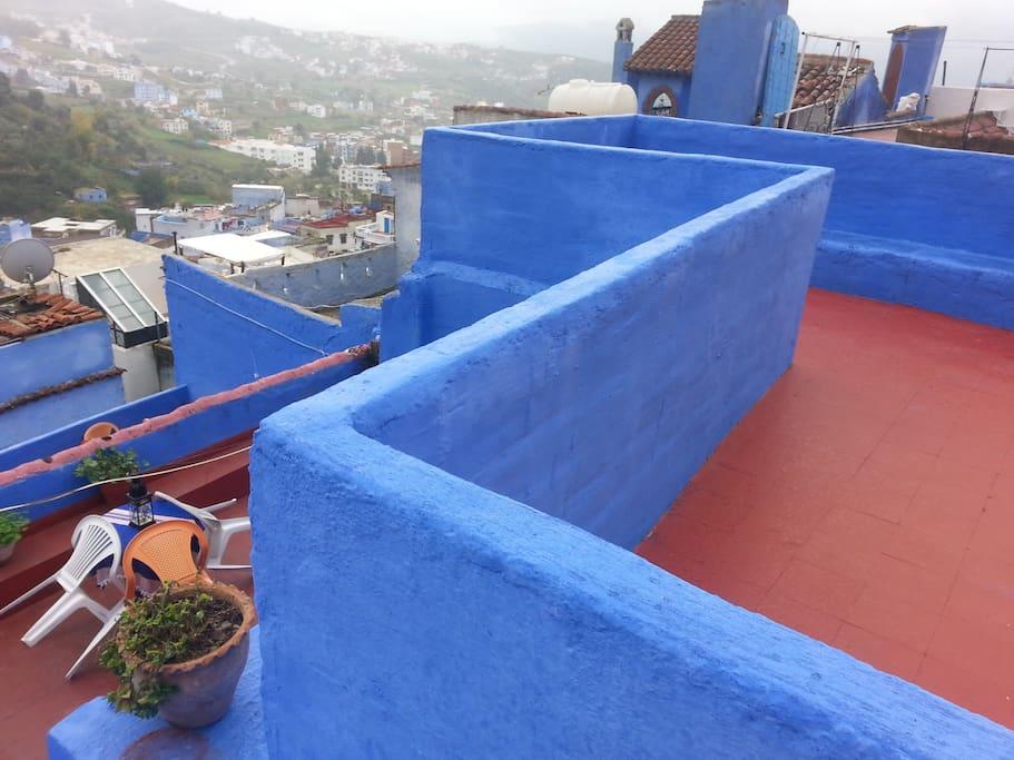 terraza comunitaria 2 con vistas de 360°