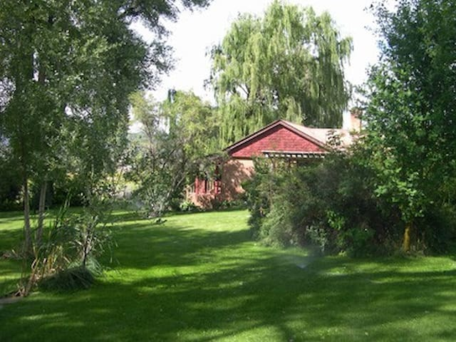 The West Wing at The Old Trout Farm - Durango - Daire