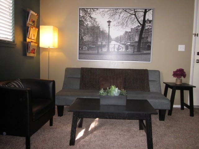 2Bed/1Ba Spiffy'n Chic - Pet Friendly!