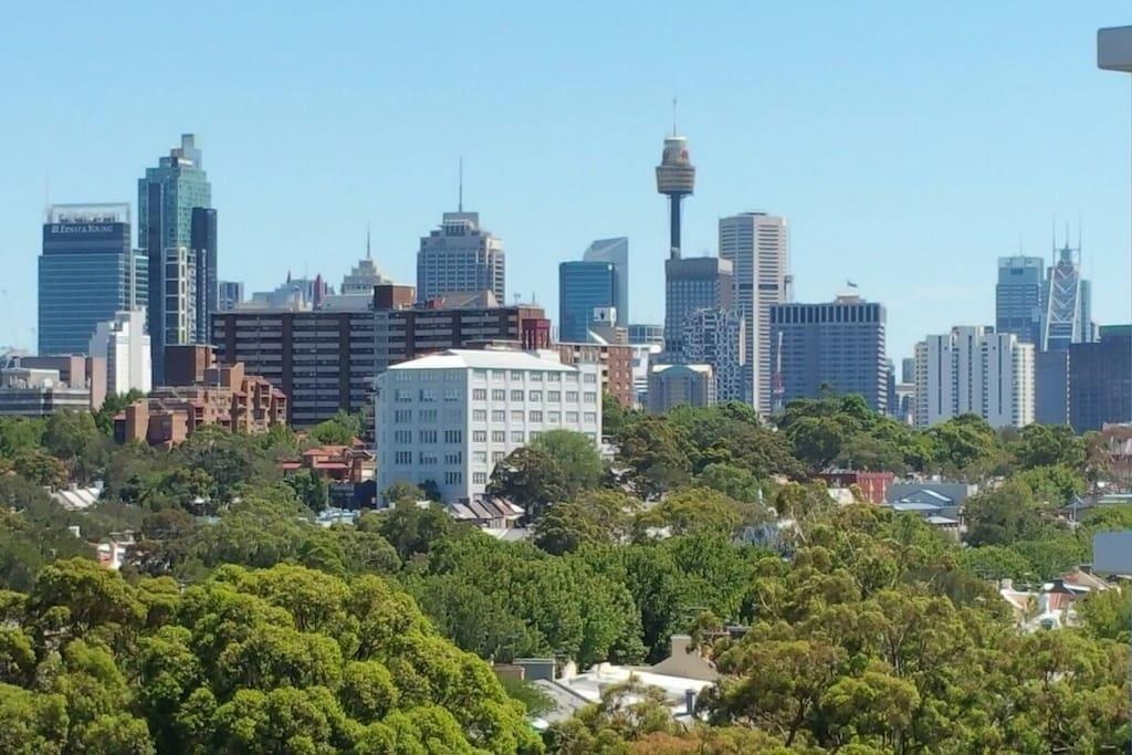 Chambre confortable c t du centre d 39 affaires de sydney - Appartement circulaire sydney en australie ...