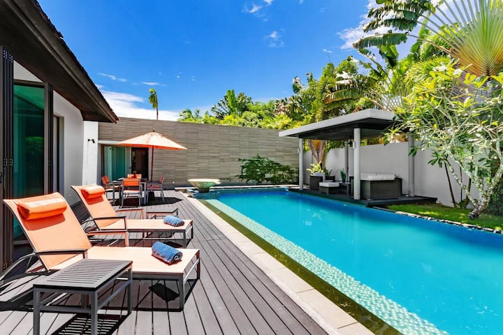 [Half Price] 3BR VILLA bangtao beach AnchanVilla