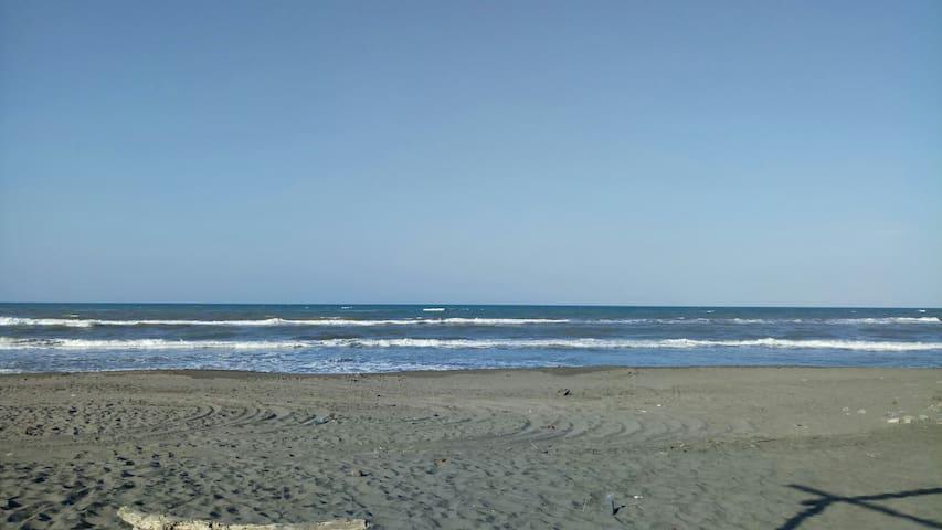 Acampa cerca de la playa - Maracaibo, Nautla  - Tente