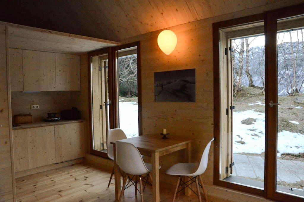 La casa de la monta a casas en alquiler en baqueira - Casas en baqueira ...