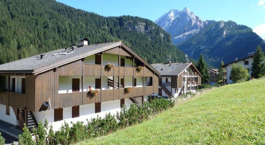 Settimana bianca in Val di Fassa - Alba-penia - Apartment