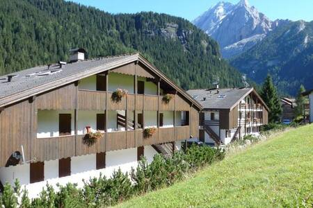 Settimana bianca in Val di Fassa - Alba-penia - Apartemen