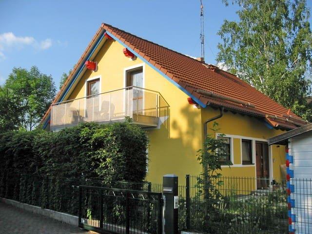 Holiday House Casa Mantini Hanfeld - Starnberg - Hus