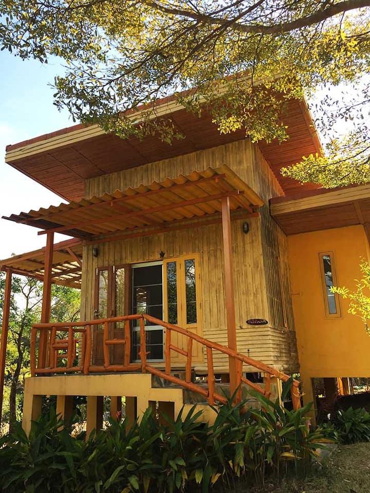 Orange Villa @Home172_Wangnamkhiao