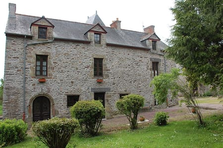 Manoir du Mur 'The Storyteller' Apt - Comblessac