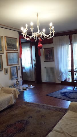 Single/double room with private WC - Monsummano Terme - Apartament