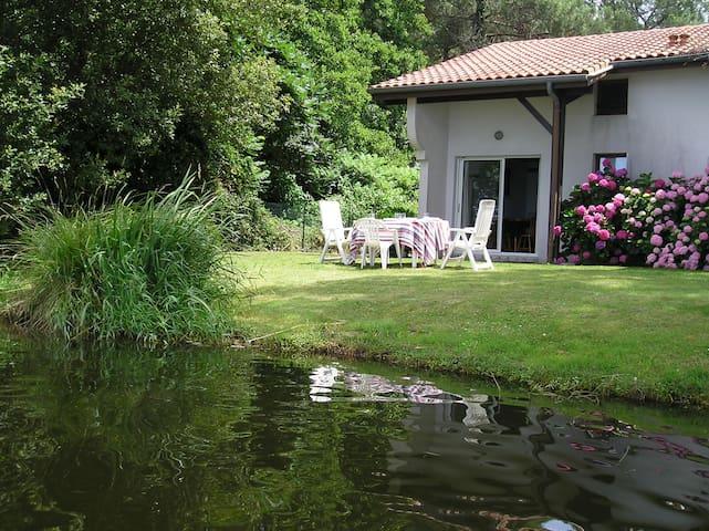 Appartement au bord du lac - Soustons - Byt