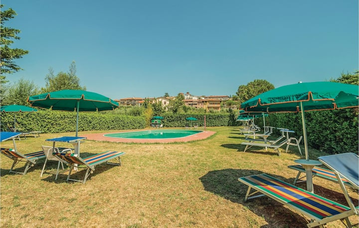 Holiday apartment with 1 bedroom on 45m² in Tuoro sul Trasimeno