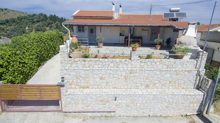 """Ortaki Traditional House"""